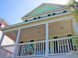 Sherbet Hermit, Large Luxury Home w/Private Pool, Just 75 Steps to Surfside Beach - Surfside Beach vacation rentals