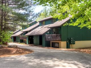 Cozy 3BR + Loft North Conway Townhome w/Wifi, Wood Burning Stove & Peaceful Views - Nestled in a Beautiful National Forest, Near - North Conway vacation rentals
