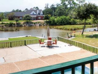 New Listing Massive 3BR Biloxi House w/Home Theater, Outdoor Swimming Pool, Private Balcony & Panoramic Water Views - Spectacular St. Martin Bayou Location, Near Several Renowned Area Attractions! - Biloxi vacation rentals