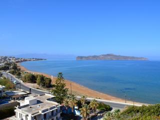Single Studio,2-3 people ,seaview ,Chania W.Crete - Chania vacation rentals