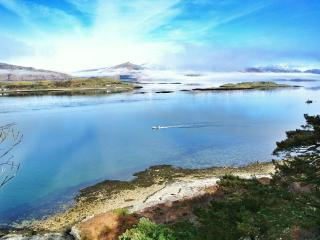 Old Smithy Cottage with stunning Loch Views - Port Appin vacation rentals