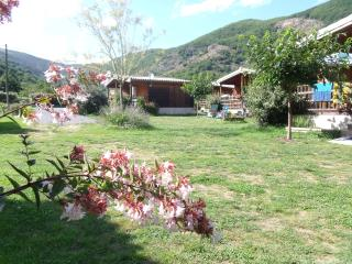 Les chalets de Laval   Ardèche sud  avec piscine - Thueyts vacation rentals