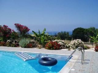 Ellada 2, Lovely Villa with Beautiful Sea Views! Walking distance to local beach - Kissonerga vacation rentals