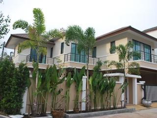 NEW 3 br villa in sleeping area - Chalong Bay vacation rentals