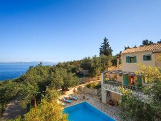 Villa Manti Near Gaios, Paxos (Sleeps 2-6) - Gaios vacation rentals