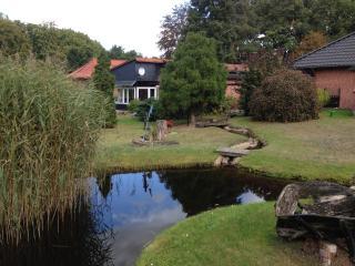 Ferienhaus Elbe-Ilenpool, Lüneburger Heide - Bleckede vacation rentals
