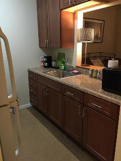 New brownstone in quiet family block - Brooklyn vacation rentals