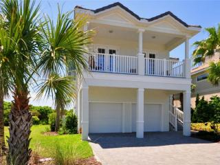 Seahorse, 3 Bedroom Private Beach House, 2 heated pools, 2 spas, gym - Palm Coast vacation rentals