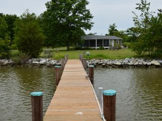 Cottage at Heron Cove, Chesapeake Bay, Cambridge - Cambridge vacation rentals