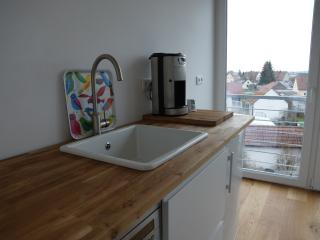 Cozy Condo with Washing Machine and Television - Kaufbeuren vacation rentals