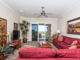624 Cinnamon Beach, Ocean Front and Beach Front, 2nd Floor - HDTV & Wifi - Ormond Beach vacation rentals
