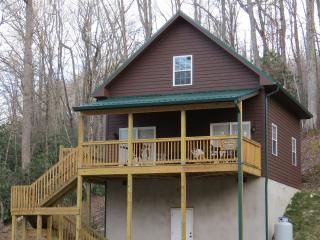 Wolf Creek Lake Cabin- Windy Hollow Cabin - Tuckasegee vacation rentals