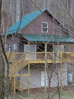 Wolf Creek Lake Cabin- Windy Hollow Cabin - Tuckasegee vacation rentals