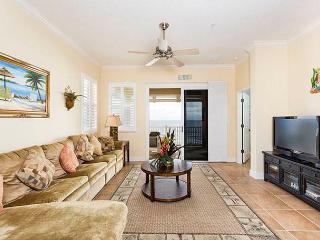 Cinnamon Beach 651, 5th Floor, Beach Front, Luxury End Unit, HDTV, Top Rate - Palm Coast vacation rentals