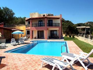 Villa Anna 3 Bedroom with Pool , Wifi Internet - Kato Stalos vacation rentals