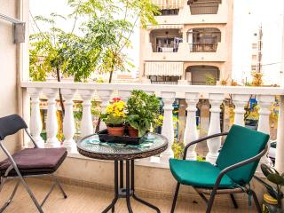 2-bedroom apartment - pool, Wi-Fi, sat. TV - Torrevieja vacation rentals