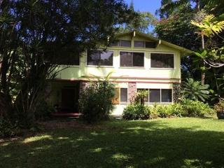 Hana Palms Combo - sleeps 14, w/ lush garden - Hana vacation rentals