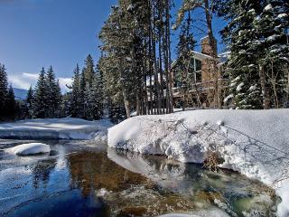 Luxury 5BR riverside home, media room, pool table - Breckenridge vacation rentals