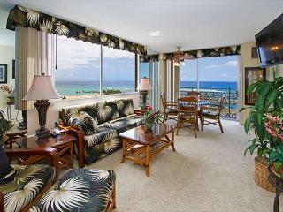 OCEAN VIEW End Unit Ilikai Marina Condo by the Beach, Fully Remodeled - Honolulu vacation rentals