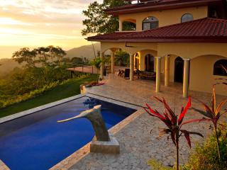 Stunning Whale's Tail View! Private Home! 5 Star! - Uvita vacation rentals