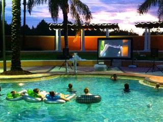 6BR/5.5BA Disney Pool Home, Game Room, Free Wifi - Davenport vacation rentals