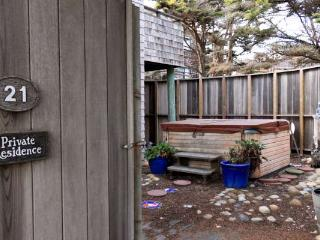 Beach Townhouse with hot tub (P21) - Pajaro Dunes vacation rentals