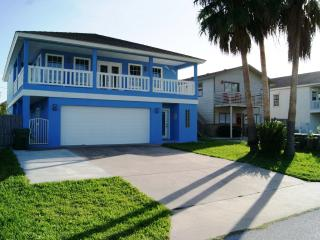 Blue Heaven home-bay view from balcony FAMILY ONLY - South Padre Island vacation rentals