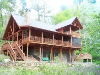 River Rock Cabin Riverfront Retreat - Ellijay vacation rentals