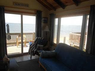 Beachfront Cottage on Cape Cod Bay - North Truro vacation rentals
