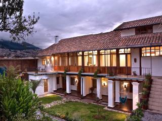 Peaceful Garden Suite Cusumbo in Historical Quito - Quito vacation rentals