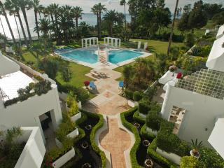 Beachfront 4 bedroom penthouse - Estepona vacation rentals