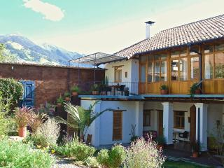 Peaceful Garden Suite Estrella in Historical Quito - Quito vacation rentals