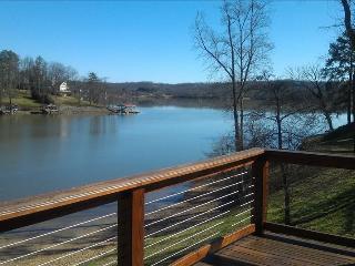 Lake House on Chickamauga Lake/Private Dock - Chattanooga vacation rentals