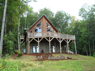 Beautiful Cabin with Deck and Internet Access - Hays vacation rentals