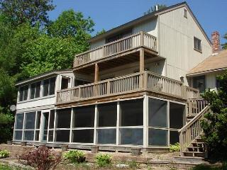 Winnipesaukee Waterfront w/guest house - Moultonborough vacation rentals