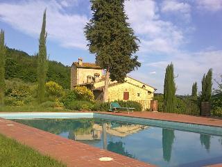Nice 1 bedroom Farmhouse Barn in Montespertoli - Montespertoli vacation rentals