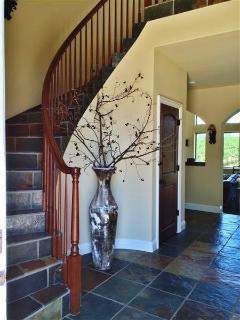 Custom 4BR House in the Heart of Central California Surrounded by 120 Acres of Pristine Vineyards w/Private 3-Acre Lake! - Lodi vacation rentals