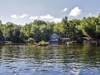 Pristine 2BR East Wakefield Waterfront Cottage on Pine River Pond w/Private Dock, Wifi, Gas Grill & Incredible Views - 40 Minutes to the Ocean, North Conway & White Mountains Region! - East Wakefield vacation rentals