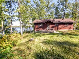 New Listing! Rustic 2BR Danbury Cabin w/Shared Dock, Outdoor Firepit & Spectacular Water Views - Unbeatable Lakefront Location! Direct Access to ATV Trails & Close to St. Croix National Scenic Riverway! - Markville vacation rentals
