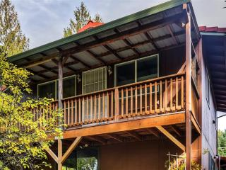 Cozy & Peaceful 1BR Forest Grove Apartment w/ WiFi, Fire Pit & Private Balcony Overlooking Gales Creek - Easy Access to the Beach, Downtown Portland, Wineries & Much More! - Forest Grove vacation rentals