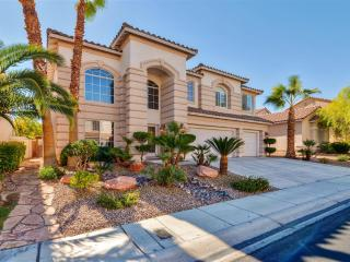 Enthralling 6BR Las Vegas Home w/Private In-Ground Pool, Backyard Paradise & Beautiful Views of Mount Charleston - Close to Amazing Golf Courses, Shopping & Dining! - North Las Vegas vacation rentals