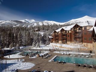5* Ski In/Out 2-bdrm -- Dec 17-24, 2016 ONLY - Breckenridge vacation rentals
