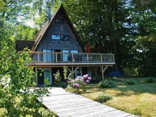 Cozy 3BR New England House on the Lake w/Suspended Fireplace - Near Hiking Trails, Skiing, & More! - Center Barnstead vacation rentals
