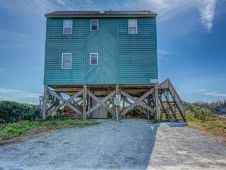 Cozy North Topsail Beach House rental with Deck - North Topsail Beach vacation rentals