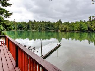 Secluded 2BR Olympia Cabin on the Eld Inlet of the Puget Sound w/Private Dock & Wraparound Porch - Easy Access to Boat Launch, Olympic Peninsula Attractions & More! - Olympia vacation rentals