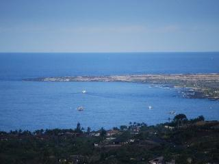 Large, Newer Home with Panoramic Ocean View - Kailua-Kona vacation rentals