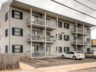 Supremely Located 2BR Seaside Heights Condo w/Full Kitchen, Private Deck & Pool Access - Walking Distance to the Beach, Boardwalk, Casino Pier & Nightclubs! - Seaside Heights vacation rentals