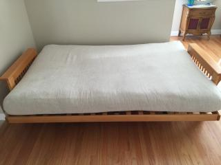 Big Futon in Living Room, Only Available: 8pm-8am - Hayward vacation rentals