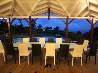 VILLA GUADELOUPE, STE ANNE, VILLA YIN & YANG - Sainte Anne vacation rentals