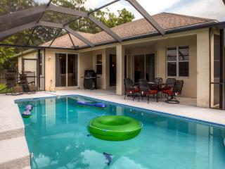 Custom Built 4BR Port St. Lucie House w/Private Pool & Beautiful Decor - In Quiet Neighborhood Near Beaches & Major Attractions! - Port Saint Lucie vacation rentals